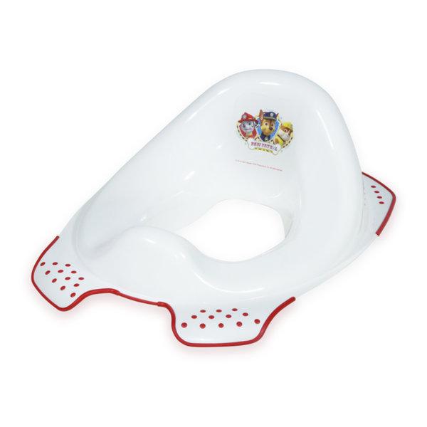 "Lorelli Анатомична приставка за тоалетна чиния ""DISNEY"" Paw Patrol Бяла  10130400913"